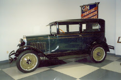 A mates 1928 Chev