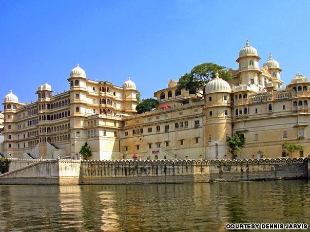 Udaipur's City Palace