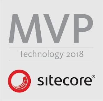 Sitecore MVP 2014, 2015, 2016, 2017 & 2018
