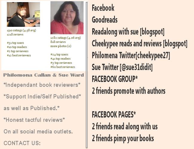Sue Ward & Philomena Callan