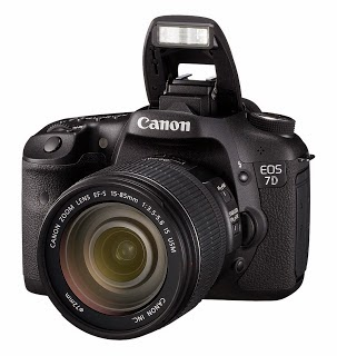 Harga Kamera DSLR Canon EOS 7D Beserta Spesifikasinya