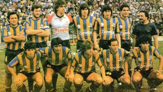 Rosario Central: fue el primer club que al torneo siguiente de ascender salió campeón de Primera