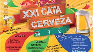 XXI CATA DE CERVEZA