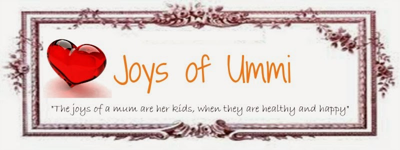 Joys of Ummi