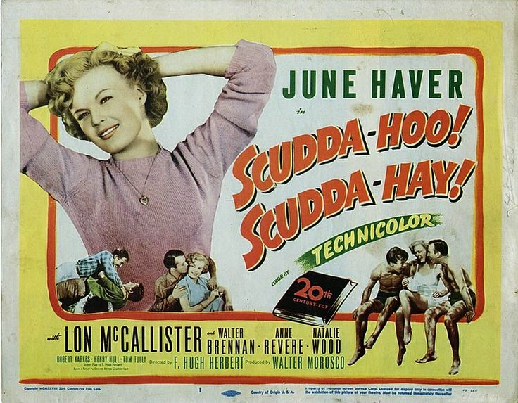 SCUDDA HOO SCUDDA HAY (1948) WEB SITE