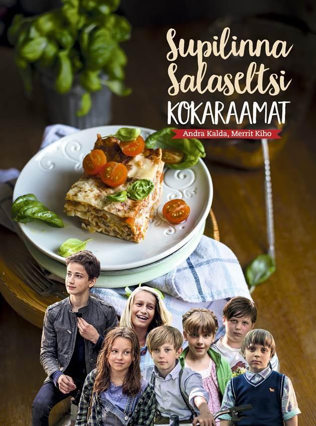 Supilinna Salaseltsi Kokaraamat