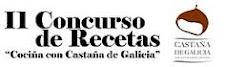 Ganadora de la Receta Dulce del Concurso de la IXP Castaña de Galicia