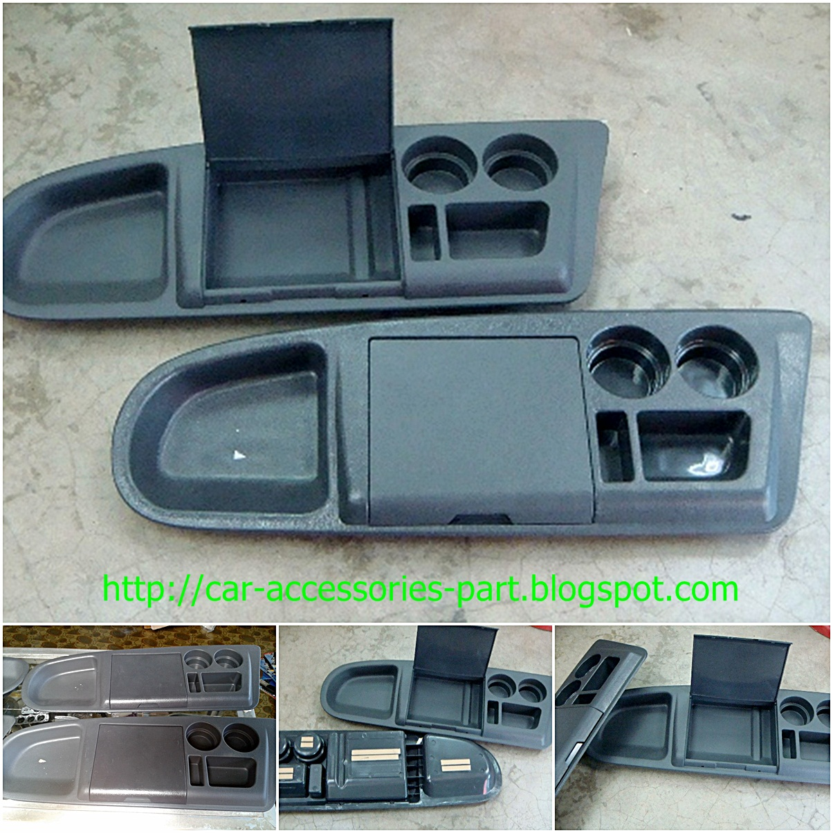 car accessories: TRAY KANCIL DASHBOARD RM50