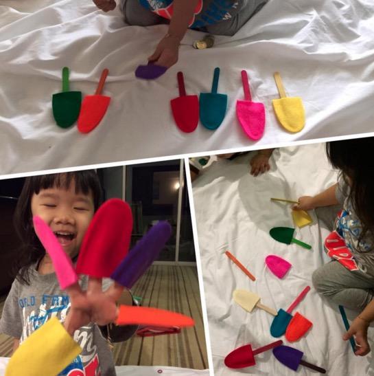 Ibu kongsikan cara didik anak untuk bermain sambil belajar