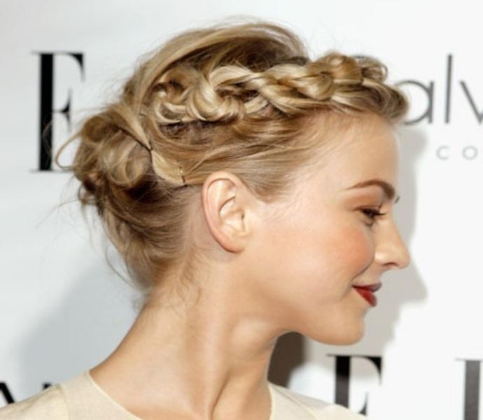 Peinado facil y Elegante para fiesta YouTube - Peinados Elegantes Para Dama