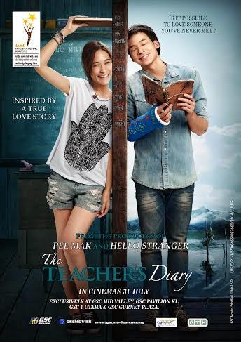 """""""THE TEACHER'S DIARY"""" 2014 THAI MOVIE"""