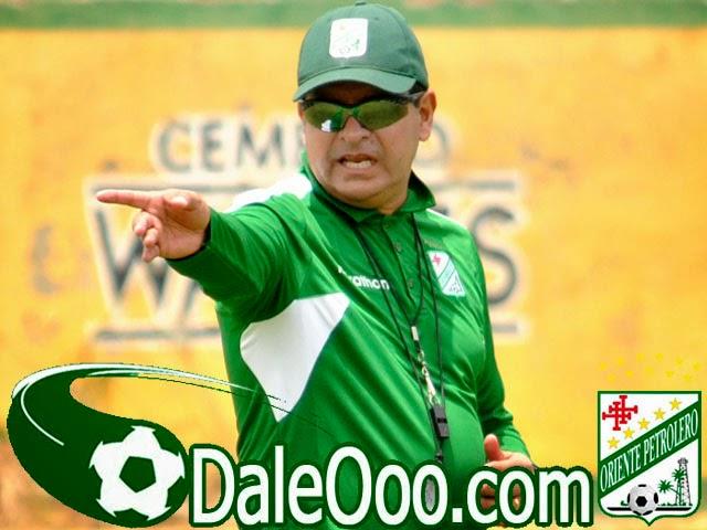 Oriente Petrolero - Eduardo Villegas - Entrenamiento San Antonio - DaleOoo.com página del Club Oriente Petrolero