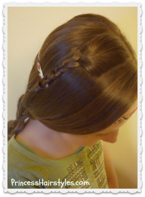 Astrid's Braided hairstyle