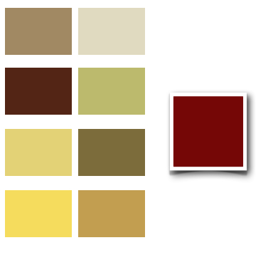 A Color Specialist in Charlotte: Color Inspiration: Keep it Simple