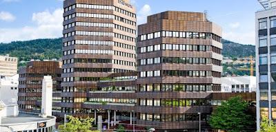 Sede central de DNB en Bergen