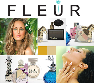 Fleur.ua - интернет магазин оригинальной парфюмерии и косметики