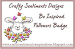 CHECK OUT THE CRAFTY SENTIMENTS INSPIRATION BLOG!