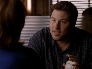 Sean Blumberg, played by Greg Grunberg, on telvision series Felicity.