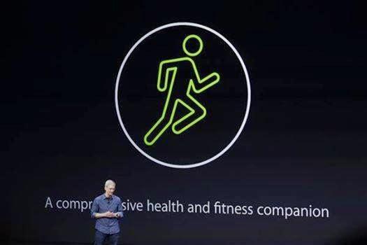 ساعة آبل لمتابعة صحتك.