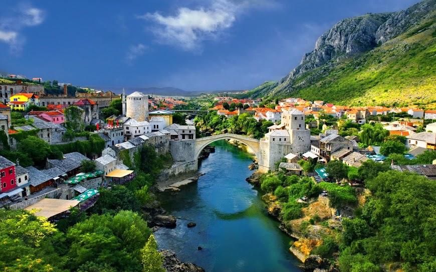 Alam Mengembang Jadi Guru: Stari Most - Jembatan Tua Ottoman di Bosnia