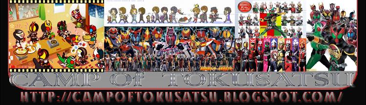 CAMP Of TOKUSATSU