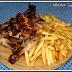 Pollo a la brasa Portugues (Frango assado na brasa)