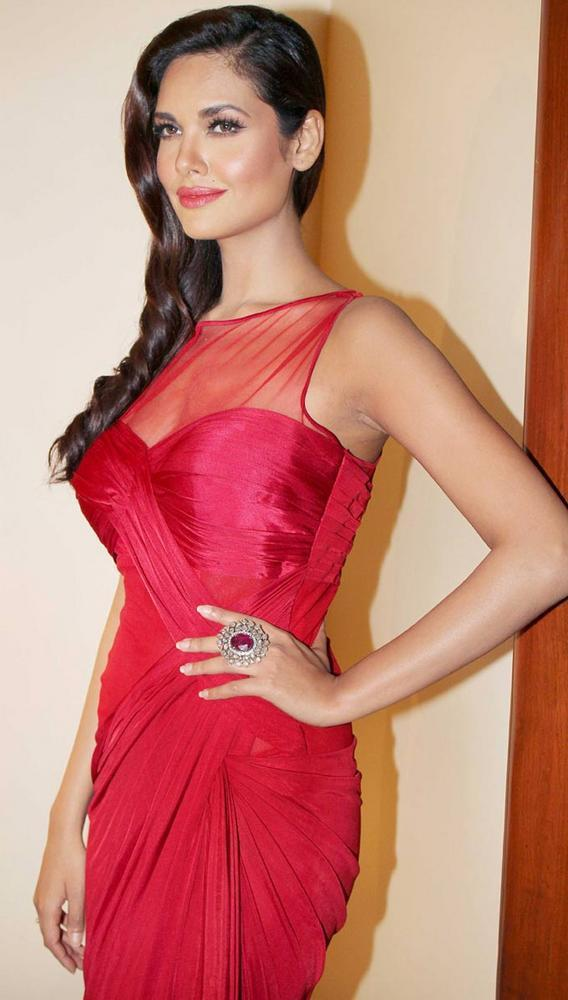 Esha Gupta GQ Photoshoot - Hot Celebrity Pictures