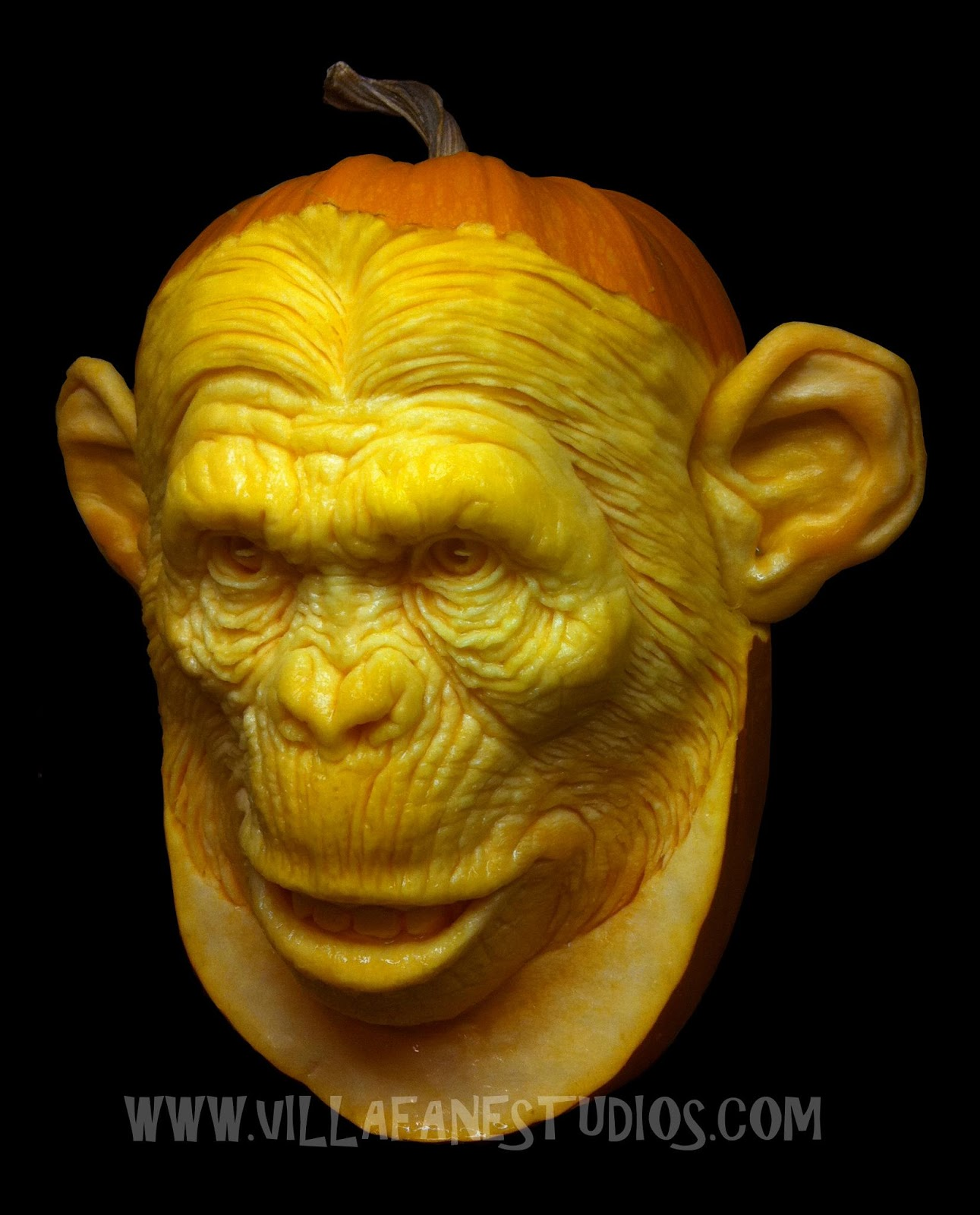 Creaturiste 39 s laboratory free sculpting tutorials backstage for Pumpkin sculpting tutorial
