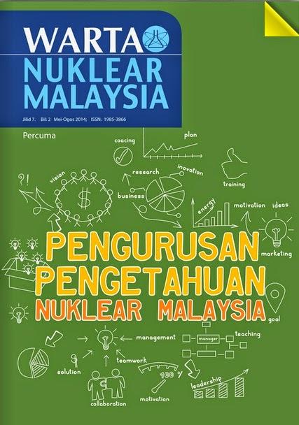 Warta Nuklear Malaysia : Pengurusan Pengetahuan Nuklear Malaysia