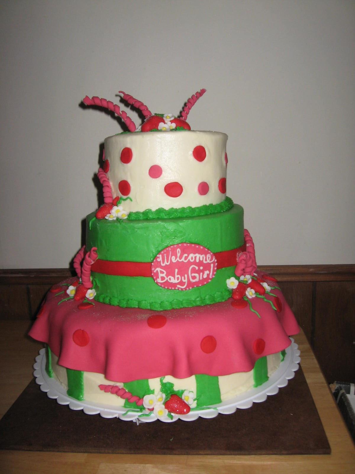 CAKES BY BRENDA Great Falls Montana Strawberry shortcake