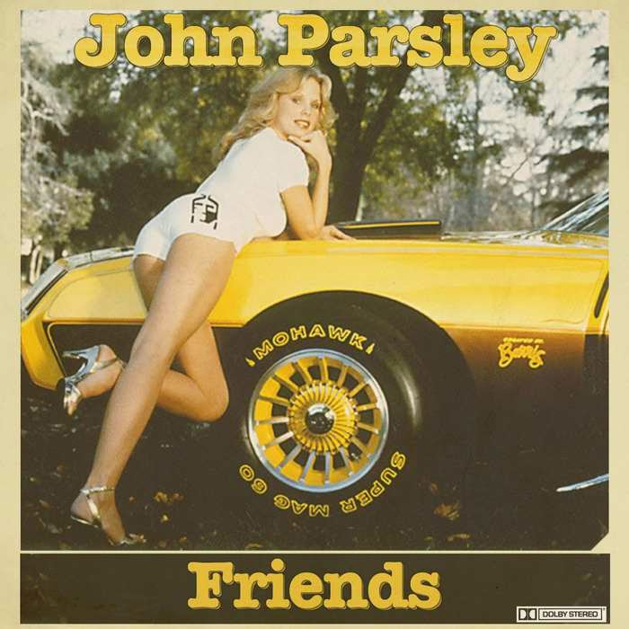 John Parsley - Friends EP