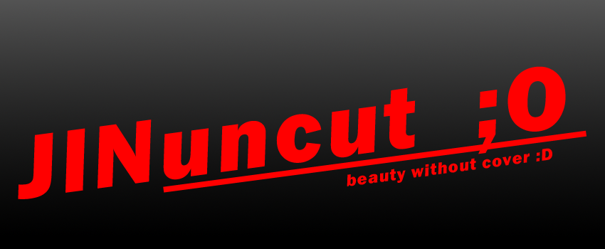 jinuncut--beauty without cover
