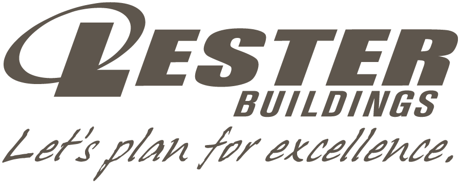 Lester Buildings Logo