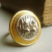 roman chariot ring