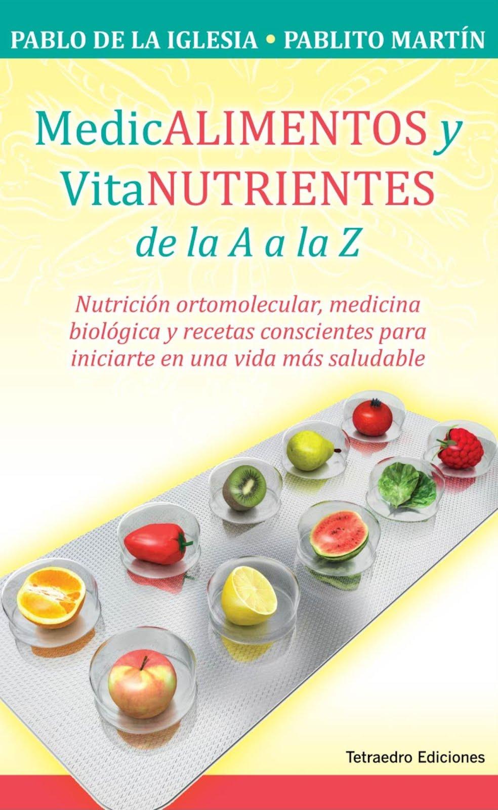 Medicalimentos y Vitanutrientes (Tetraedro)