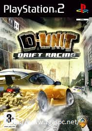 Free Download Games d-unit drift racing PCSX2 ISO Untuk KOmputer Full Version  ZGASPC
