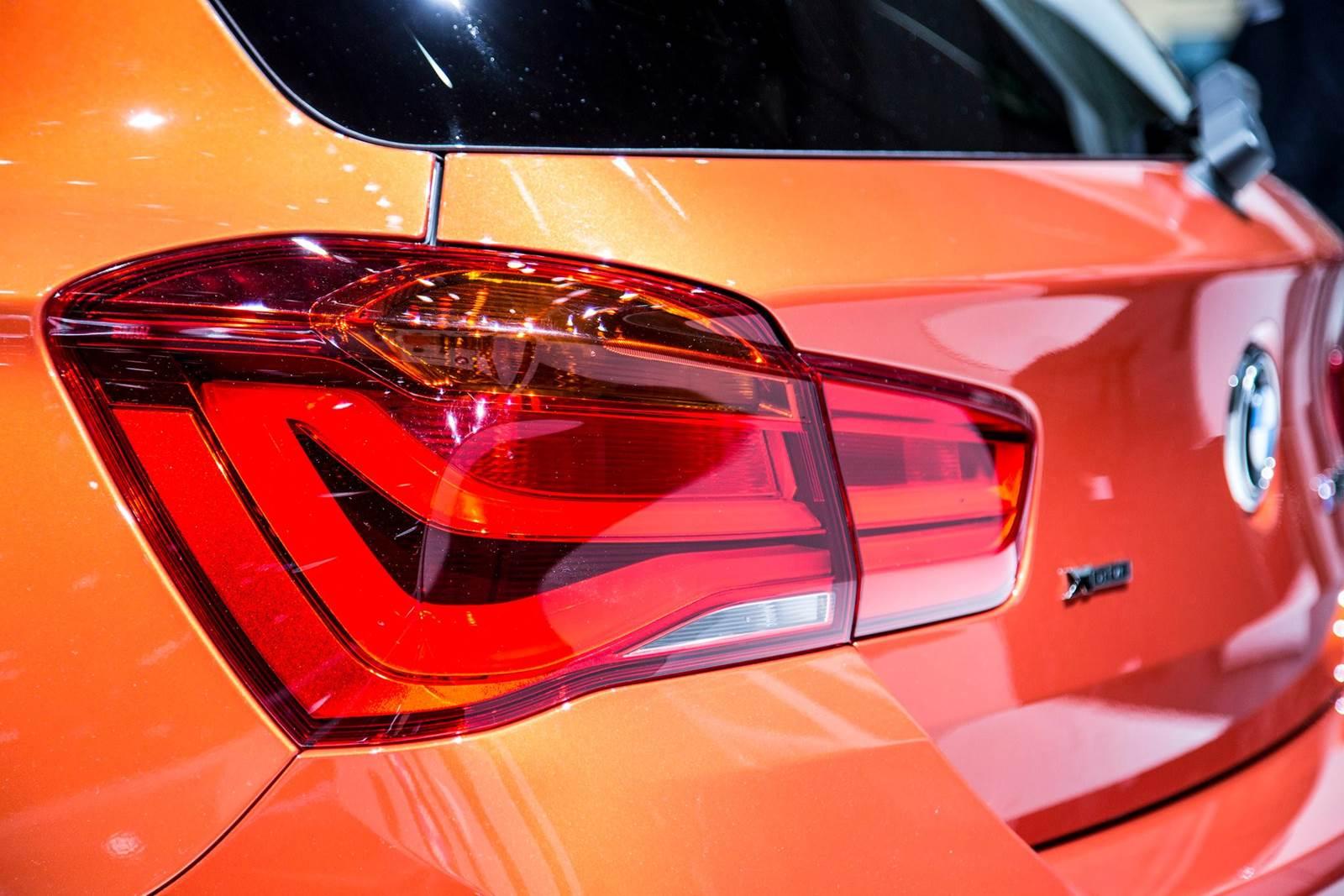 BMW Série 1 2015 Active Flex
