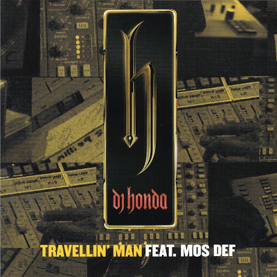 DJ Honda – Travellin' Man (CDS) (1998) (320 kbps)
