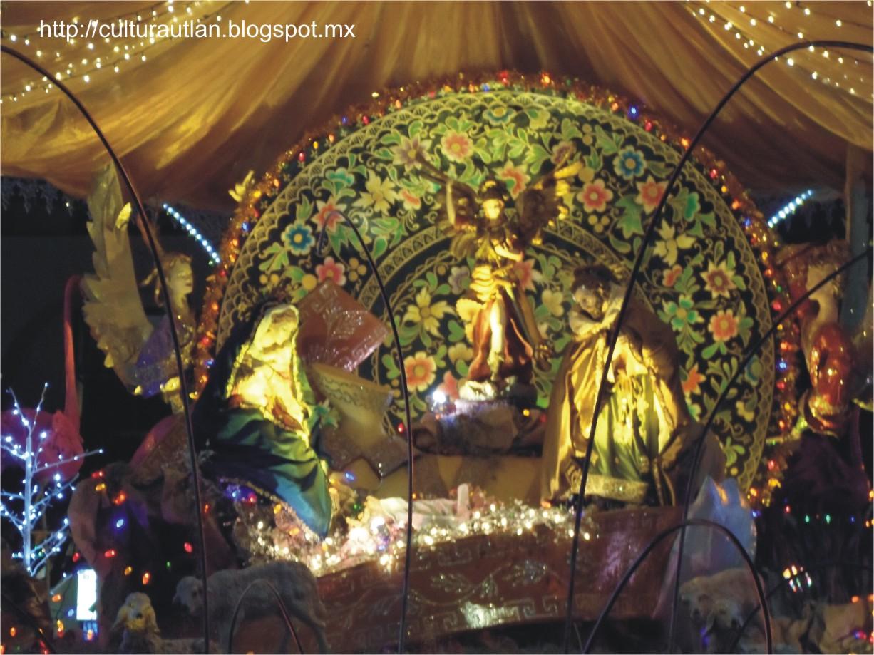 Culturautl n ambientaci n navide a en el centro de autl n for Ambientacion para navidad