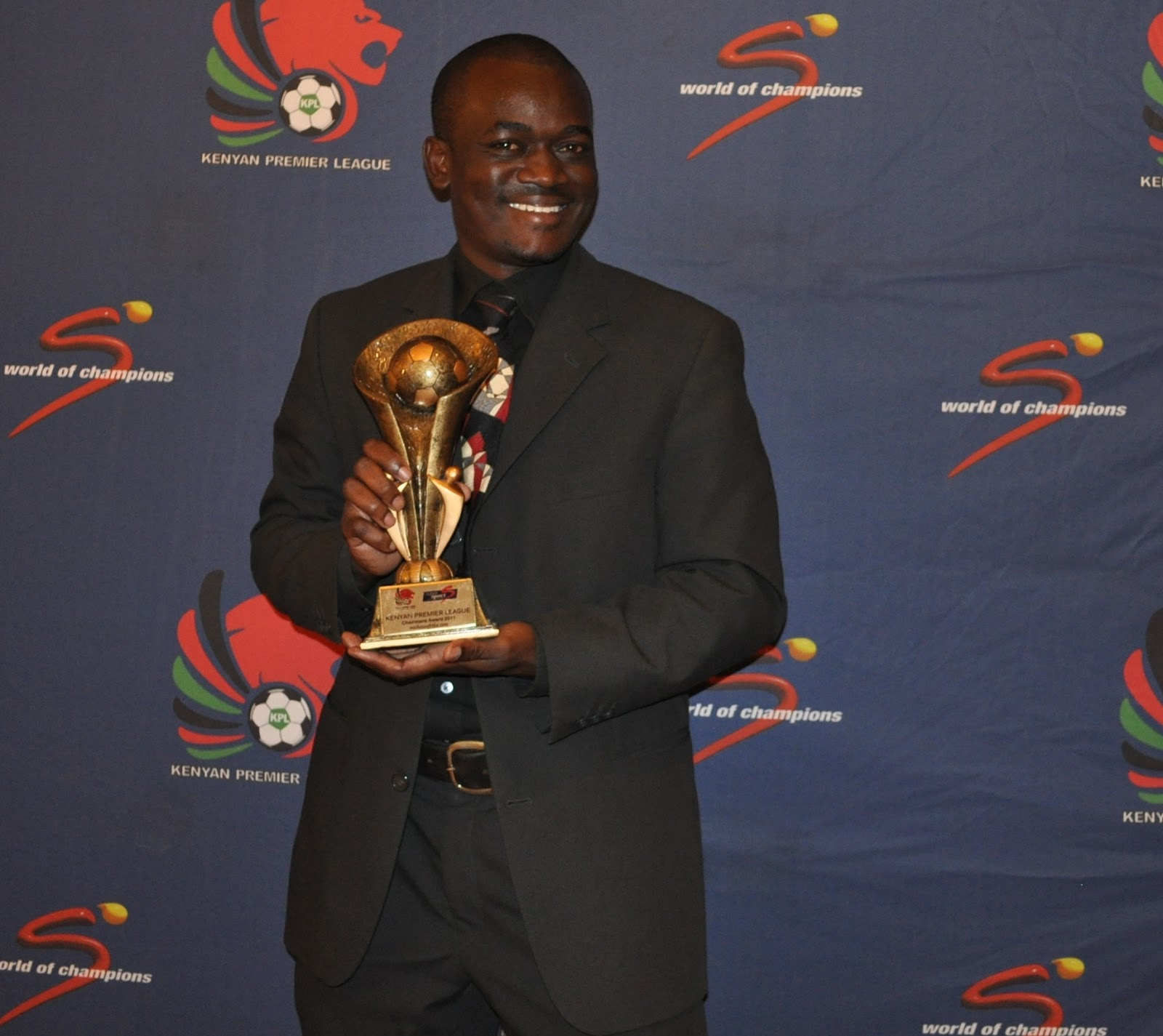 Hot Secrets: SPORTS WEBSITE WINS ICT AWARD
