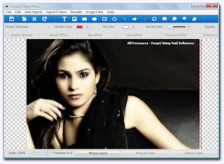 photo editors , image editing software , toolwiz pretty photo