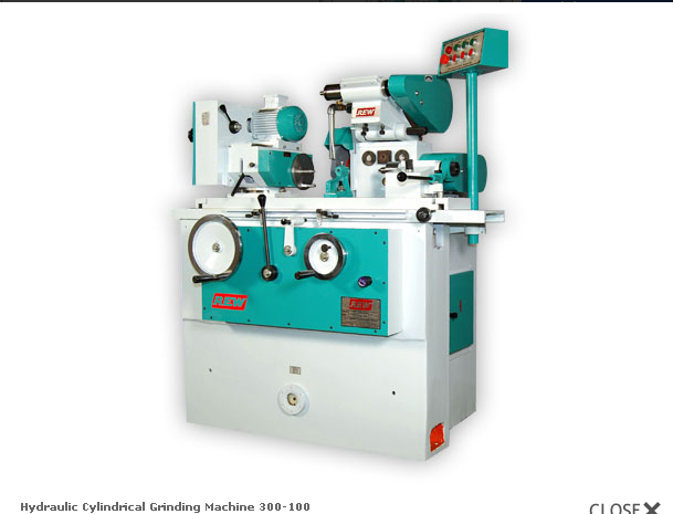 Cylindrical Grinding Machine  Manufacturers India