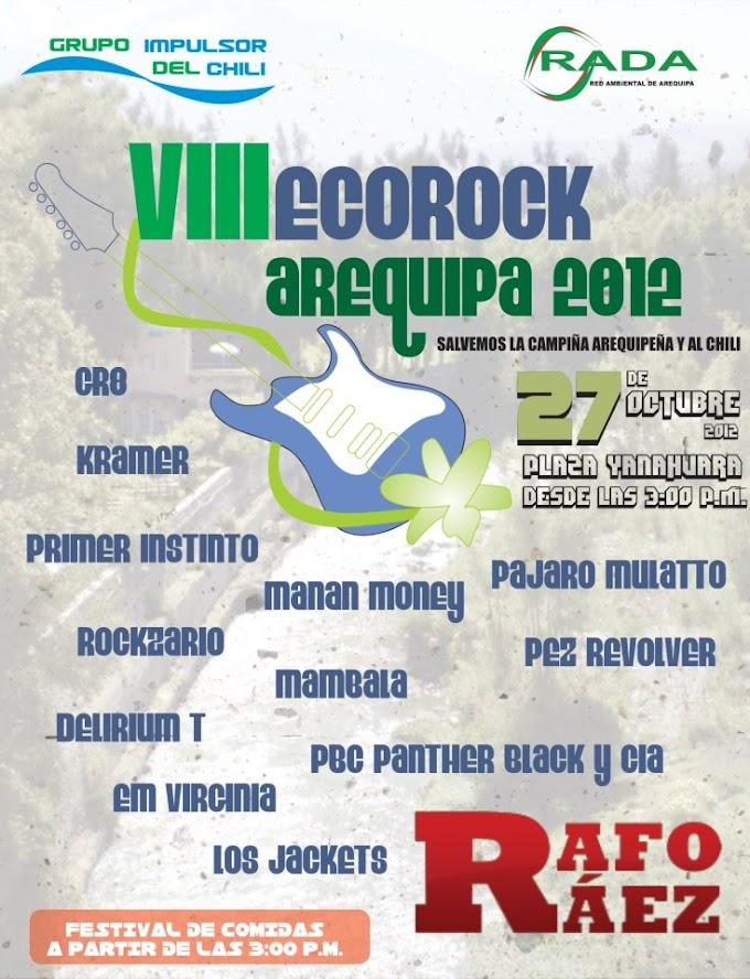 VIII EcoRock Arequipa  (27 oct)