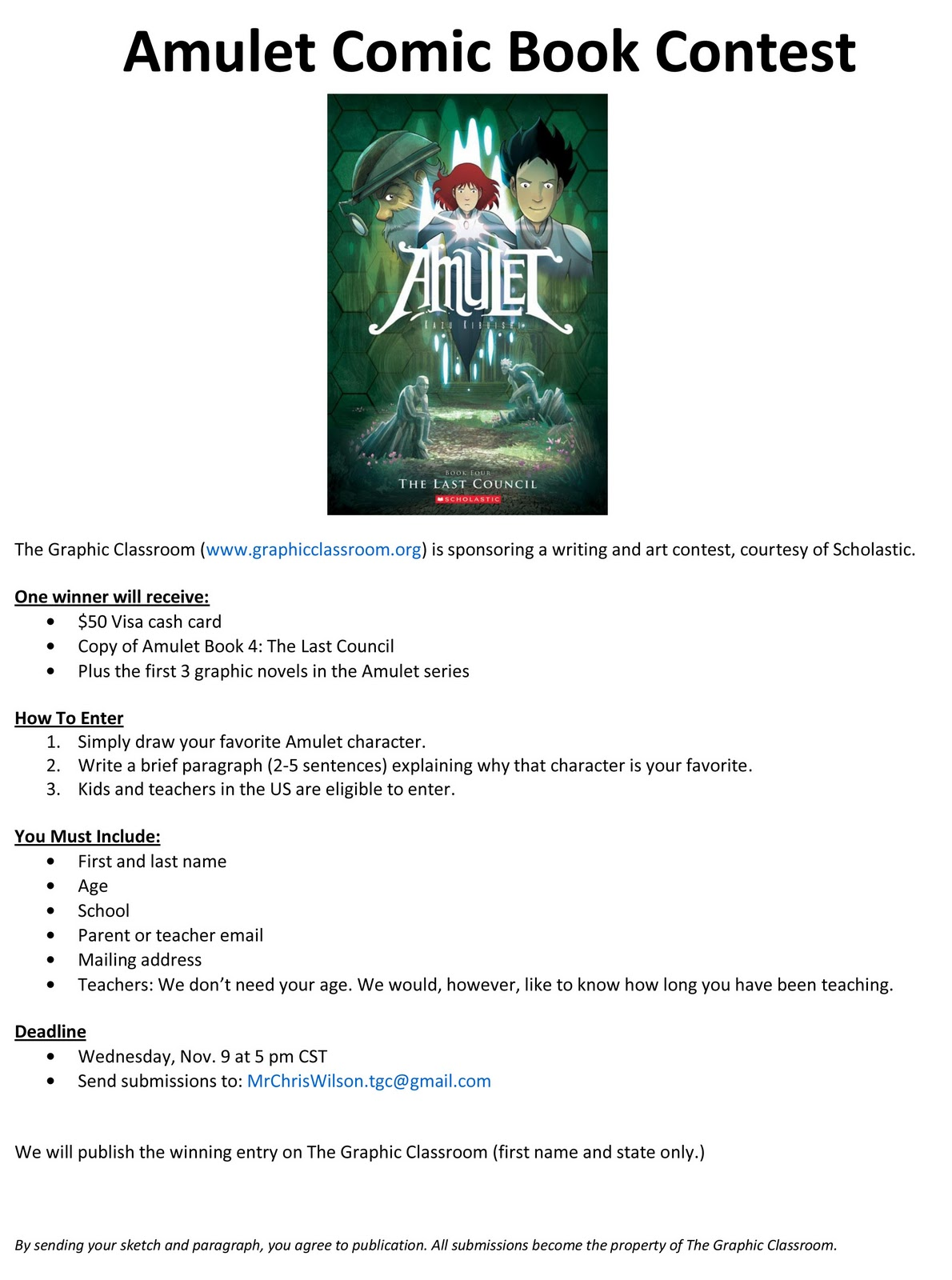 amulet the last council pdf