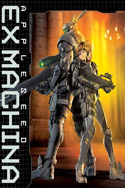 Cuộc Chiến Tương Lai (thuyết minh) - Appleseed Saga: Ex Machina