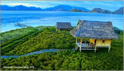 Wisata Kabupaten Sumbawa Barat