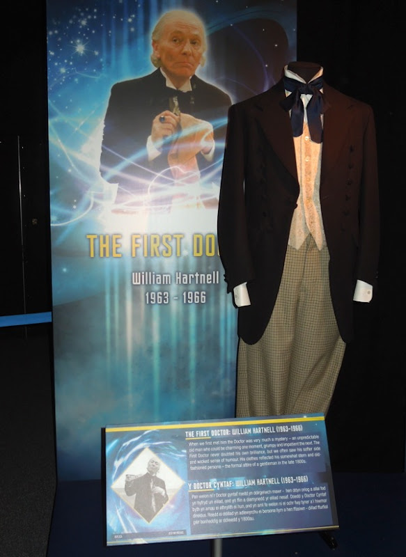 First Doctor Who costume