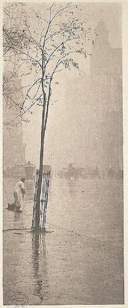 New York Flatiron randommusings.filminspector.com Stieglitz