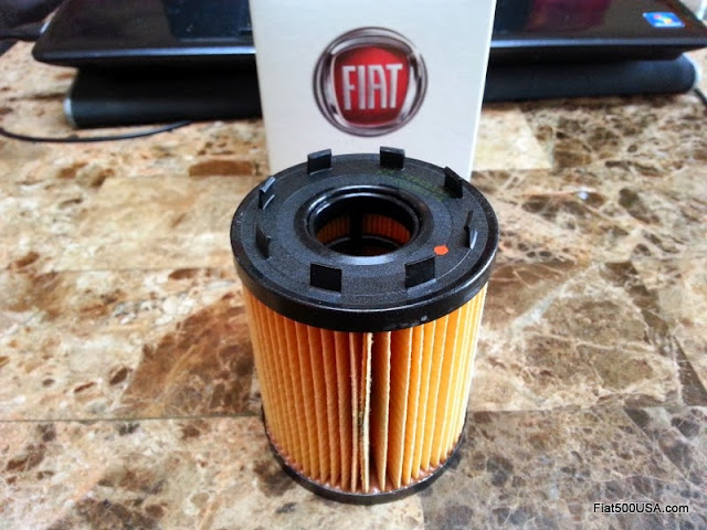 Fiat 500 And 500 Abarth Oil Filters Fiat 500 Usa