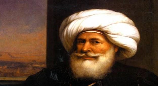 محمد على ومشاريعة القومية داخل مصر